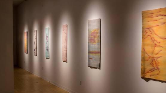 Hildur Ásgeirsdóttir Jónsson - Installation at EBK Gallery
