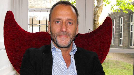 Hubert Le Gall - artist and furniture designer