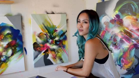Hueman -Studio Portrait