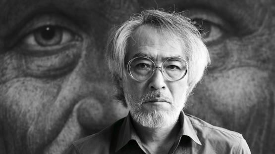 Hyung Koo Kang - portrait - image courtesy of Arario Gallery