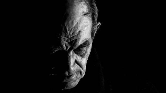 Ion Barladeanu - Photo of the artist - Image via Georges Medawar
