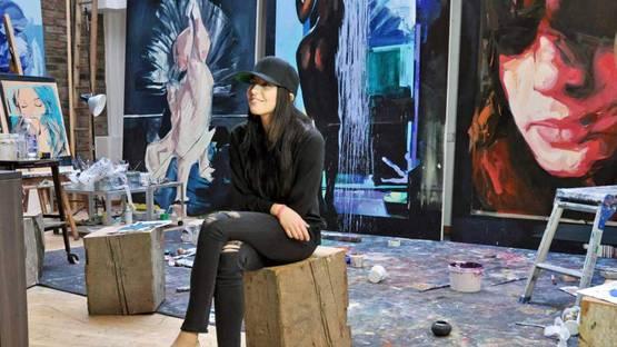 Issa Salliander - Photo of the artist - Photo Credits Artitious