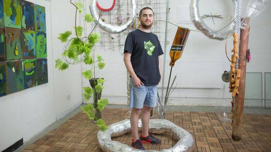 Jack Lavender - portrait - image via balticmillcom