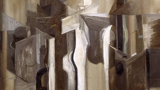 Jack Smith - Objects in Light and Shadow (detail), 1959, copyright of The estate of Jack Smith
