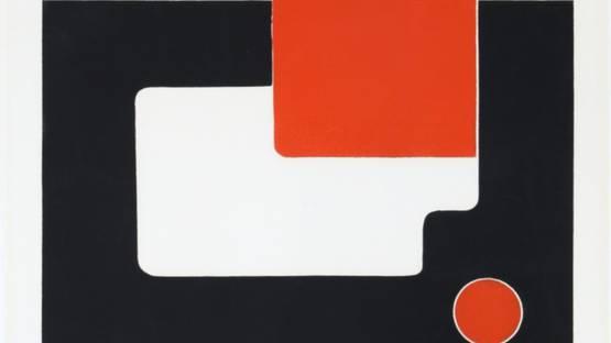 Jacqueline De Butler - Sans Solution, ca 1965 (detail)