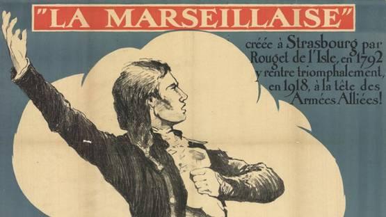 Jacques Carlu - La Marseillaise, 1915 (detail)