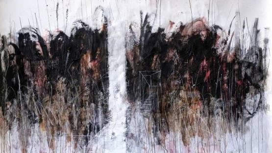 Jakob Kirchmayr - Herbst ohne Ernte, 2018 (detail)