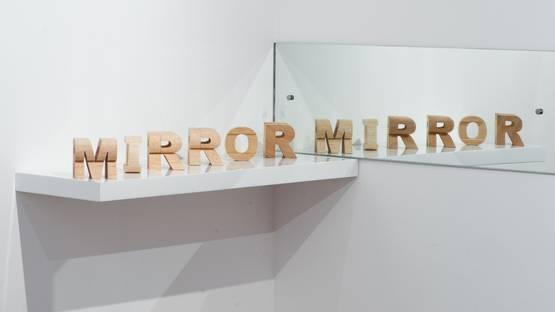 James Hopkins - Mirror Image - Copyright Scream Gallery London