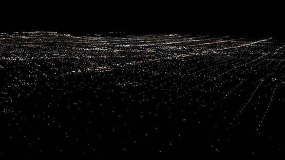 James Reeve - Lightscapes, Las Vegas - Copyright James Reeve