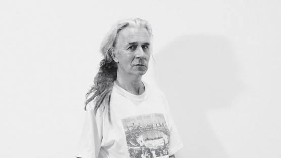 Jamie Reid portrait, photo credits Marius W Hansen
