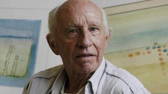 Jan Montyn - portrait, image credits Hollandse Hoogte