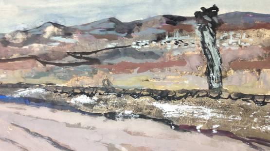 Jan van Heel - Spaans Landschap - image courtesy of Akkolades