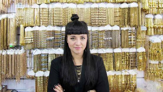 Jana Hamman - portrait, photo via 10and5 com