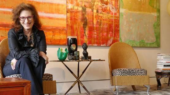 Janis Provisor - artist - photo by Jeff Hirsch