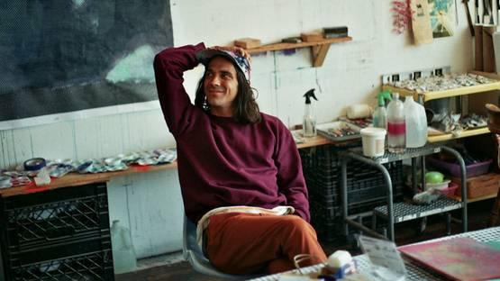 Jason Woodside portrait