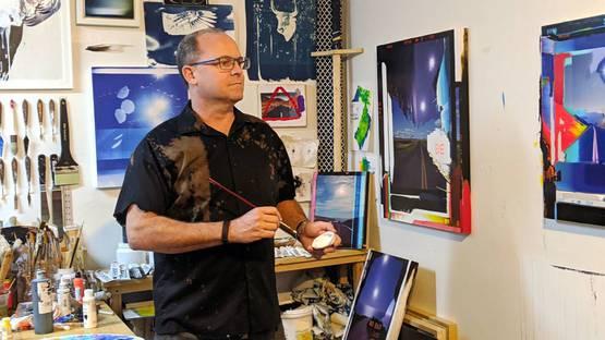 Jason Engelund - portrait
