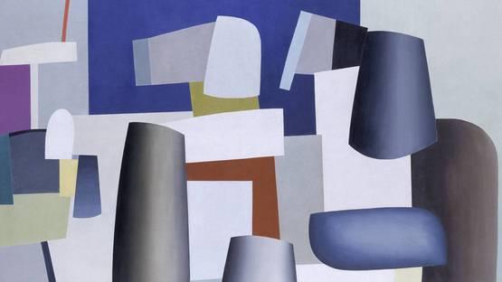 Jean Helion - Ile de France (detail), 1935