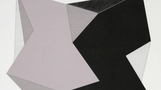 Jean-Marie Haessle - Symmetries, 1980 (detail)