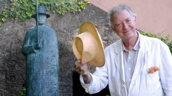 Jean-Michel Folon - image via saint-pauldevence.com