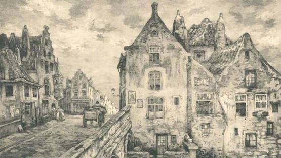 Jef Codron - untitled, 1908 (detail)