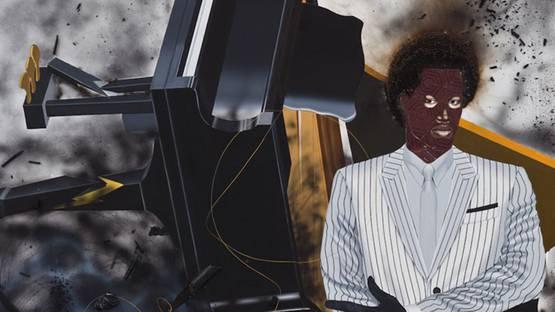 Jeff Sonhouse - Decompositioning (Detail) - Copyright Jeff Sonhouse