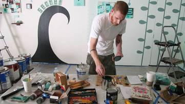 Jim Houser artist portrait