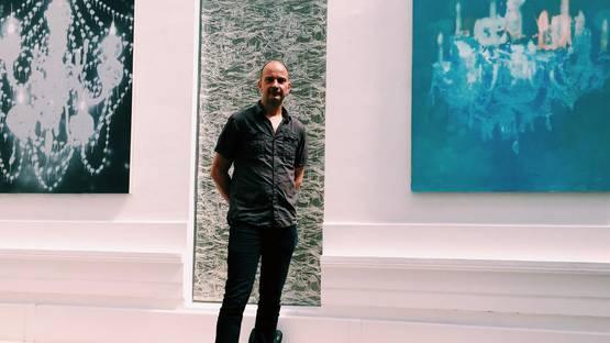 Joakim Allgulander - portrait, photo credits artattack