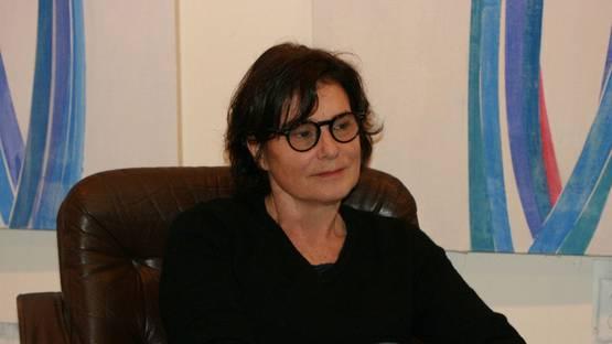 Joanne Freeman - portrait