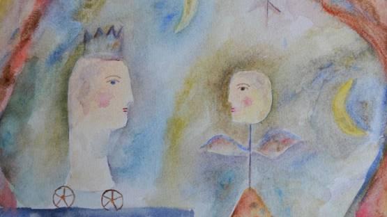 Jocelyn Prosser - The Arrival, 2001 (detail)