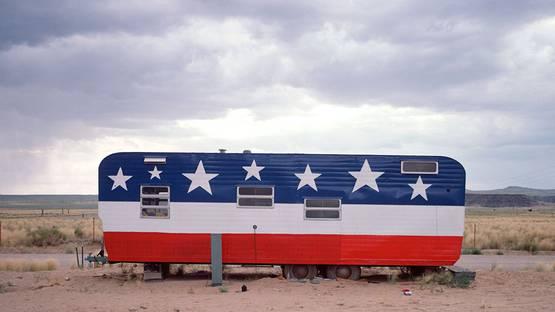 John Baeder - American Roadside, 2009 (detail)