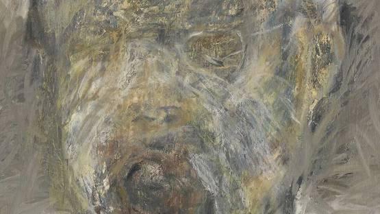 John Brown - Head (Detail) - image via sothebys