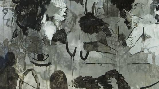 John Finneran - Overpass Reflections 1 - 2007 (detail)