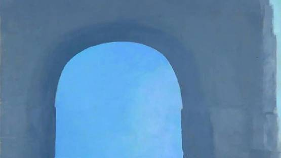 John Hartell - Arch, 1976 (detail)