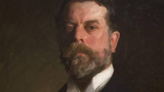 John Singer Sargent - self portrait