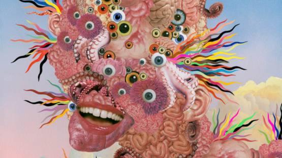 John Vochatzer - A Portrait of the Artist as your Gore Pile, 2019 (detail)