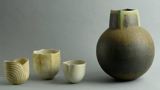 John Ward - pottery, photo credits - Free Forms