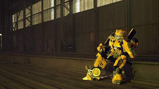Jolipunk - Bumblebee (detail), Droits reserves, photo courtesy of Jolipunk