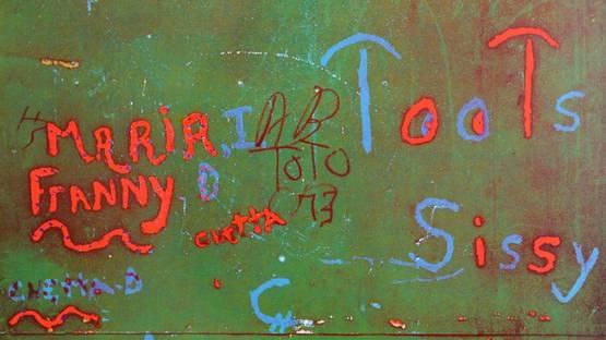 Jon Naar - Toots from Faith of Graffiti, 1974 (detail)