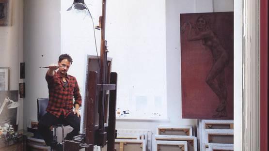 Jonathan Yeo self