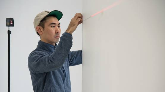 Jonh Oh - Photo of the artist - Image via uconn