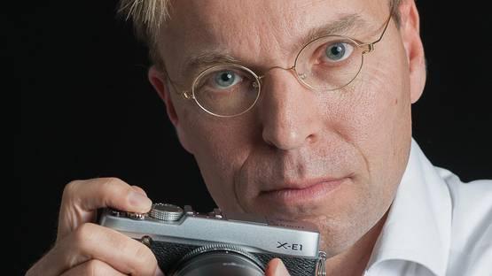 Joost Wensveen - portrait, photo credits of Jean Denis Walter