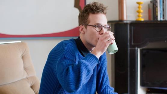 Jordy van den Nieuwendijk portrait - Photo by Jordi Huisman
