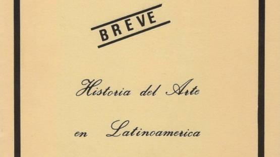 Jorge Caraballo - Breve Historia del Arte en Latinoamerica, 1986 (detail)