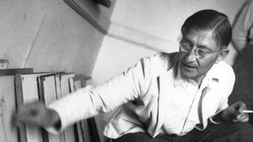 Josef Albers portrait