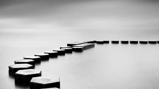 Josef Hoflehner - Water Walk (detail) - Japan, 2007