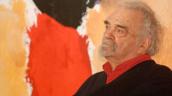 Josep Guinovart - portrait, photo via wikimedia