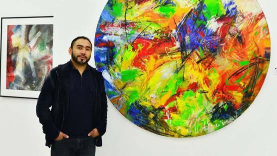 Juan Carlos Zeballos Moscairo - artist