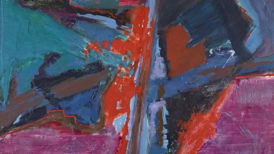 Judith Godwin - Flux, 1982 (detail)