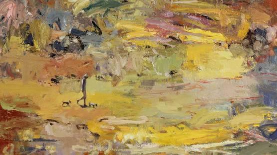 Julia Katz - Pathway (detail)