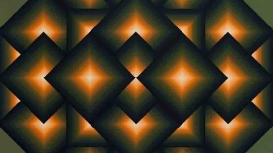 Jurgen Peters - Octagon V, 1979 (detail)